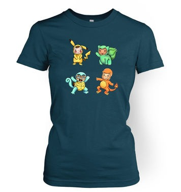 Baby Pokemon women's t-shirt