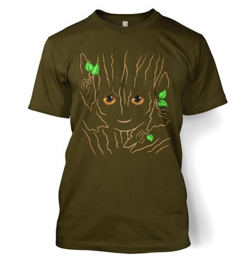 Baby Tree Costume t-shirt
