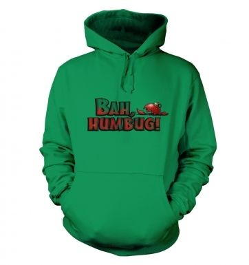 Bah humbug! Adult Hoodie