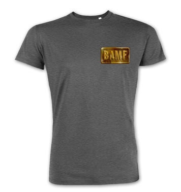 BAMF McCree Badge premium t-shirt