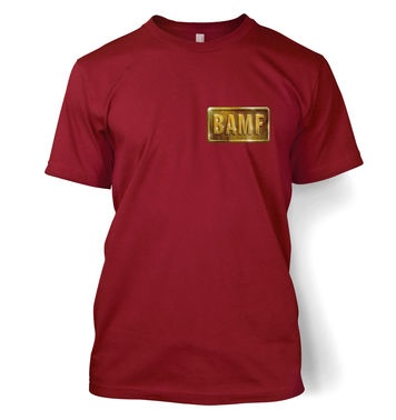 BAMF McCree Badge t-shirt