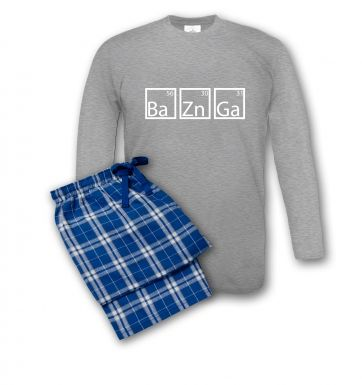 BaZnGa men's pyjamas