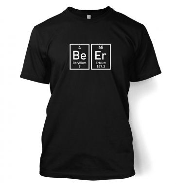 Elements of BeEr t-shirt