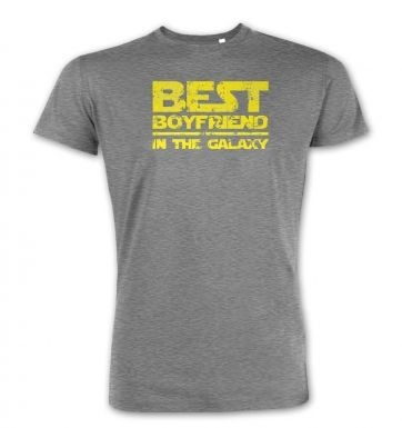 Best Boyfriend In The Galaxy  premium t-shirt
