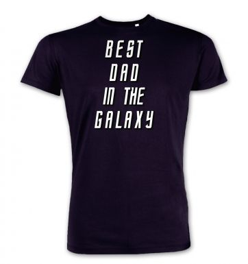 Best Dad In The Galaxy  premium t-shirt