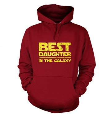 Best Daughter In The Galaxy hoodie