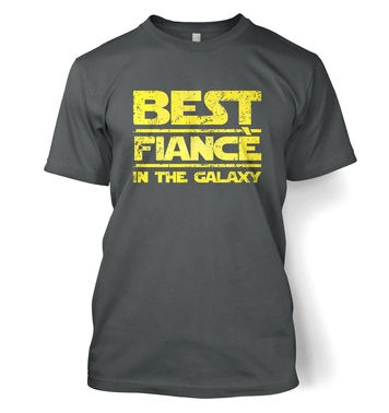 Best Fiance In The Galaxy t-shirt