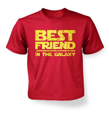 Best Friend In The Galaxy kids t-shirt