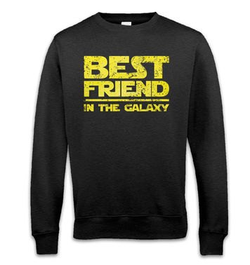 Best Friend In The Galaxy sweatshirt