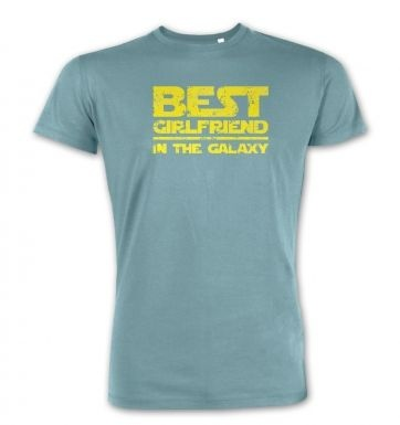 Best Girlfriend In The Galaxy  premium t-shirt