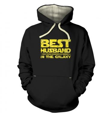 Best Husband In The Galaxy s  hoodie (premium)