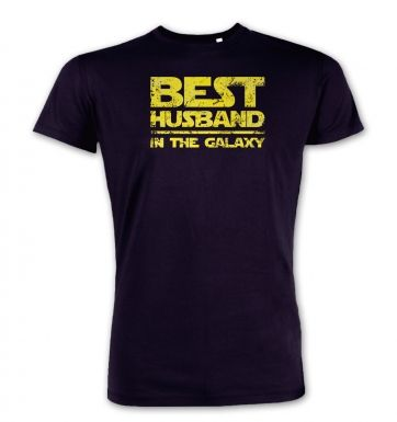 Best Husband In The Galaxy  premium t-shirt