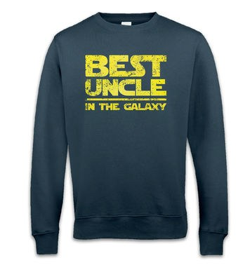 Best Uncle In The Galaxy sweatshirt