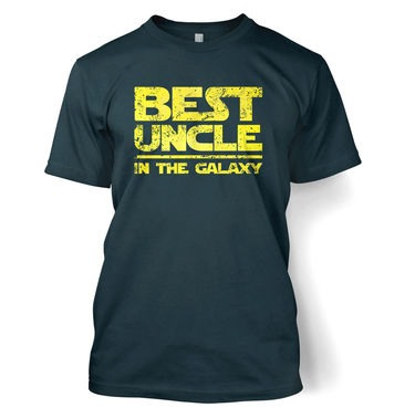 Best Uncle In The Galaxy t-shirt