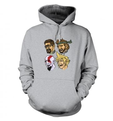 Bitch Please Gaming Heroes hoodie
