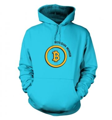Bitcoin Miner Hoodie 
