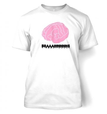 Braaaains  t-shirt
