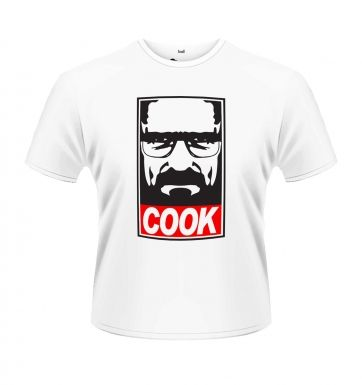 Breaking Bad Cook Walter White t-shirt