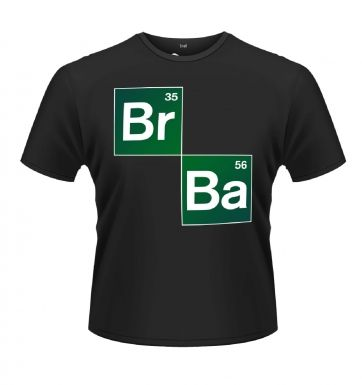 Breaking Bad Elements t-shirt - OFFICIAL