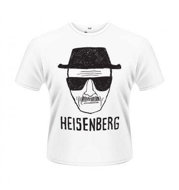Breaking Bad Heisenberg Sketch t-shirt OFFICIAL