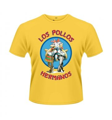 Breaking Bad Los Pollos Hermanos t-shirt - OFFICIAL