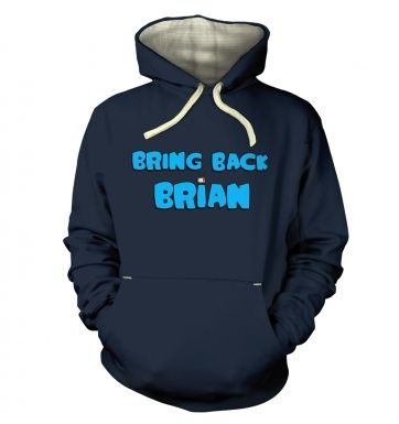 Bring Back Brian Protest Against Family Guy hoodie (premium)