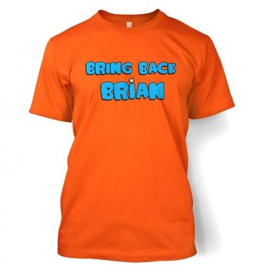 Bring Back Brian Protest Against Family Guy t-shirt