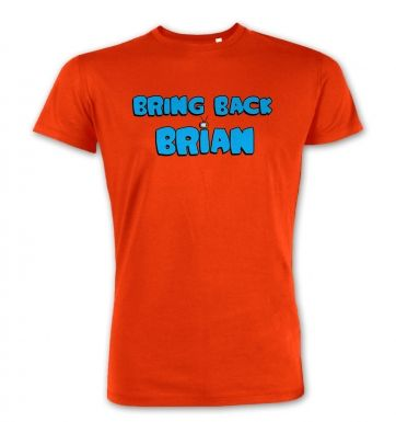 Bring Back Brian Protest Against Family Guy premium t-shirt