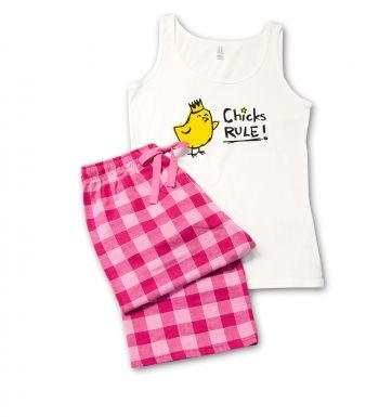 Chicks Rule! Pyjamas