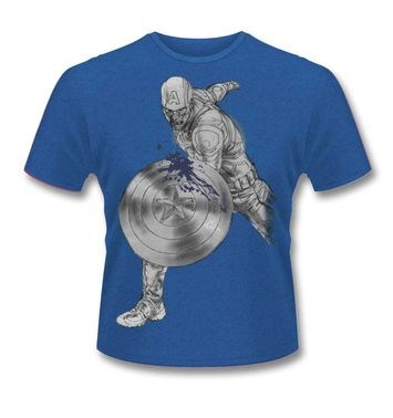 Captain America Splash t-shirt