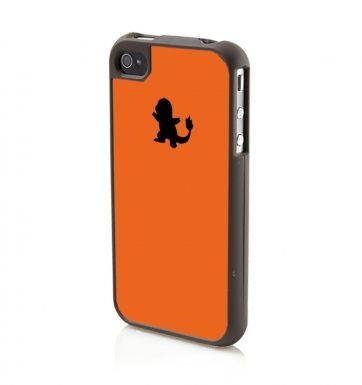 Charmander Orange Apple iPhone4/4s Phone case