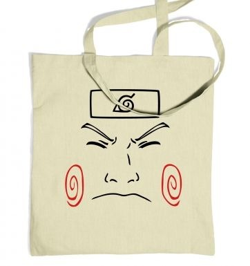 Choji Face  tote bag