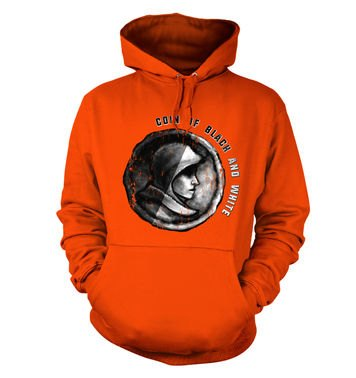 Coin Of Black And White hoodie