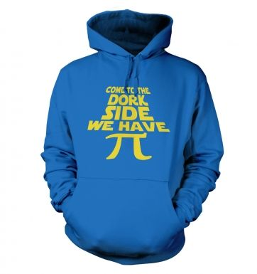 Come To The Dork Side hoodie