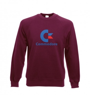Commodore Logo sweatshirt