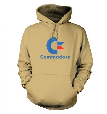 Commodore Logo hoodie 