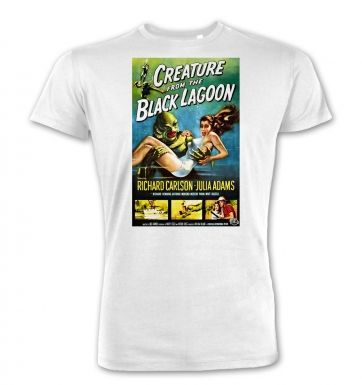 Creature From The Black Lagoon premium t-shirt