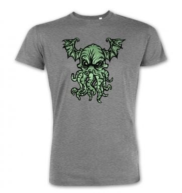 Cthulhu Is Angry premium t-shirt