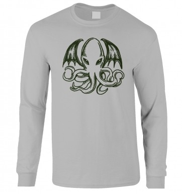 Cthulhu long-sleeved t-shirt