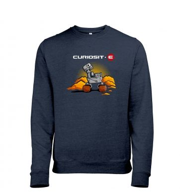 Curiosit-e Mens Heather Sweatshirt