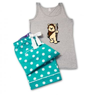Cute Ewok pyjamas (womens)