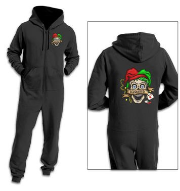 Damaged Tattoo adult onesie