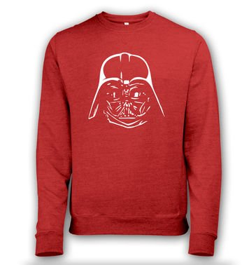 Dark Lord Helmet heather sweatshirt