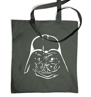 Dark Lord Helmet tote bag