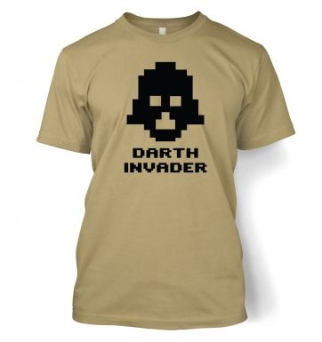 Darth Invader men's t-shirt
