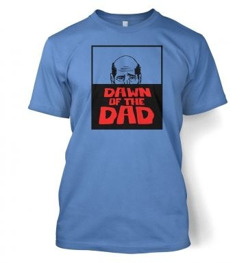 Dawn Of The Dad men's t-shirt
