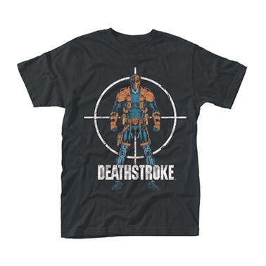 DC Deathstroke Standing t-shirt - Official