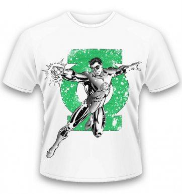 DC Originals Green Lantern Punch t-shirt