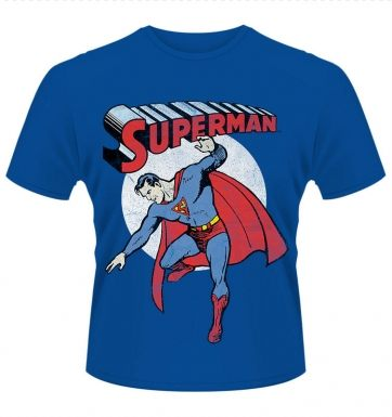 DC Originals Vintage Image Superman t-shirt