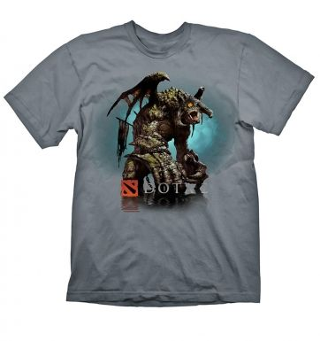 Defense Of The Ancients 2 (DOTA2) Roshan t-shirt - OFFICIAL